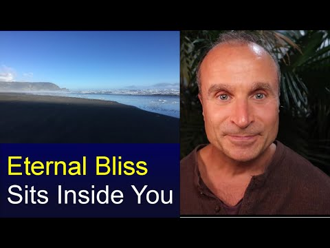 Eternal Bliss Sits inside You | Realize Enlightenment Through Your Own Mortality