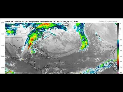 WTH - Atmospheric Anomalies, 1,000+ Mile Storm, Again, Bursting HF Heating - Out OF Control