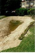 1993 August pond construction 18