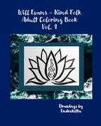 Will Evans - Kind Folk Adult Coloring Book Vol. 1
