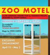 Theatre Exile presents Thaddeus Phillips's 'Zoo Motel'