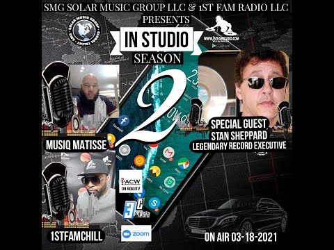 STAN SHEPPARD DISCUSSES THE BEATLES, VEE JAY RECORDS,CLIVE DAVIS,DJ QUIK,DJ BATTLE CAT AND SUGA FREE