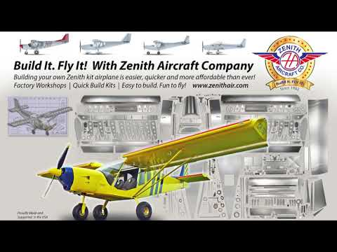 Build it and fly it: The Zenith factory workshop experience