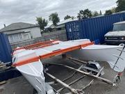 tki 21 beams  and new deck