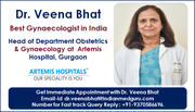 Dr. Veena Bhat Expert in Treatment of Women's Health Conditions