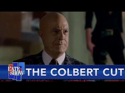 Justice League: The Colbert Cut