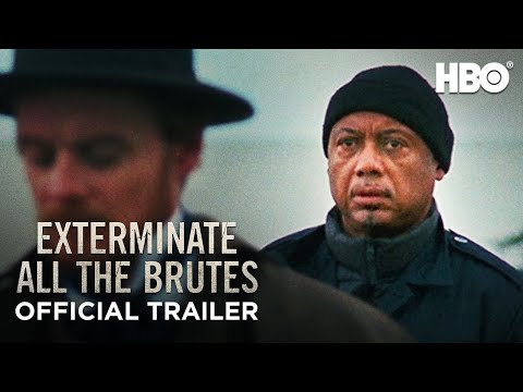 Exterminate All the Brutes (2021): Official Trailer | HBO