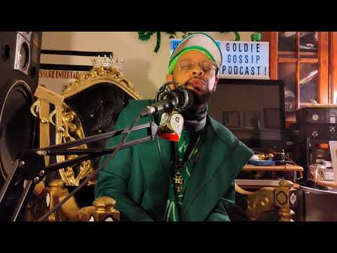 """""""Goldie Gossip"""" podcast #19. the POST st. patricks day edition!"""