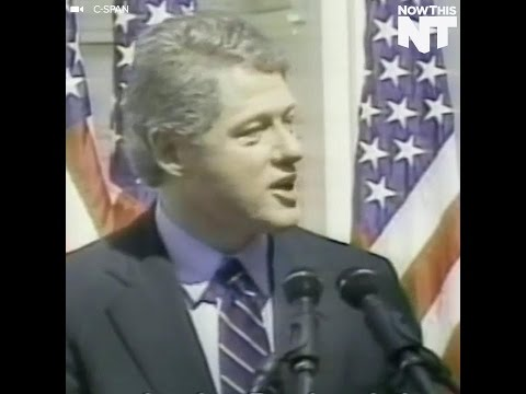 Bill Clinton Said 'Make America Great Again' In 1991 | NowThis