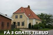 3 tilbud isolering Kalundborg