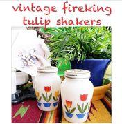 Fireking Tulip Shakers
