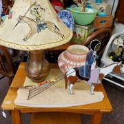 Native American Art Pottery and More