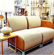 Industrial Modern Modular Sofa