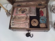 Treasure Box contents