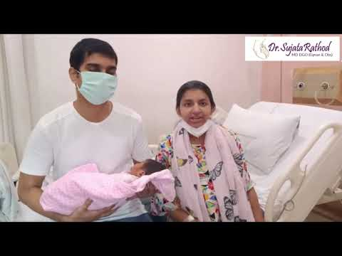 Normal Delivery In Thane | Dr. Sujata Rathod Gynaecologist & Obstetrician in Thane