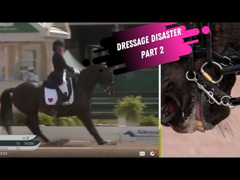 Dressage Disaster P2: Valentine Loses Heart - Rolkur, Anoxia & Trigger Stacking Explained