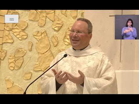 Missa da Ceia Do Senhor desde a Basílica da Santíssima Trindade do Santuário de Fátima 01.04.2021