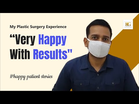 """Very happy with results""