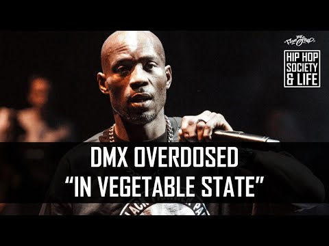 DMX Overdosed! In the hospital in a vegetable state!