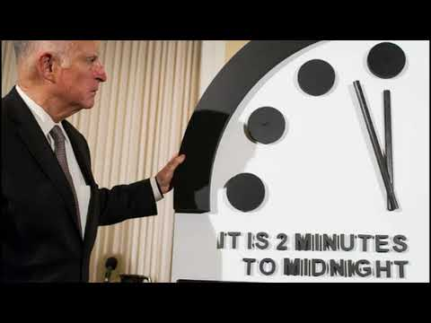 Apocalypse now? Doomsday Clock At Two Minutes To Midnight, Declared A 'New Abnormal'