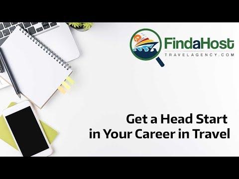 Get a Head Start in Your Career in Travel