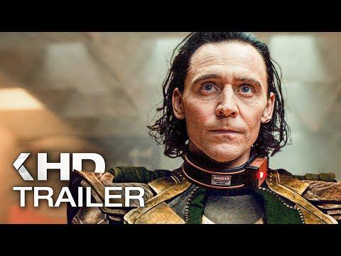 LOKI Trailer 2 (2021)