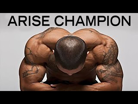 ARISE CHAMPION - Powerful Motivational Speech Video for Success #4 | Workout Motivation
