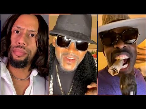 Earth Wind & Fire Vs The Isley Brothers Verzuz PARODY | Affion Crockett Spice Adams Godfrey #Verzuz