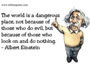 World danger