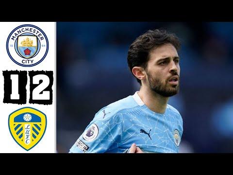 ดูจอล่าง // Manchester City vs Leeds United 1-2