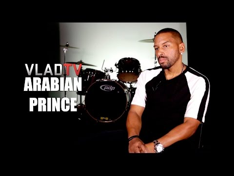 Arabian Prince on Being Founding Member of NWA w/ Dre & Eazy-E