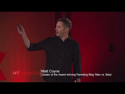 Be More Toddler How 3yr olds can teach us to be better humans | Matt Coyne | TEDxUniversityofNicosia
