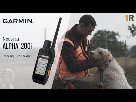 Garmin Alpha 200i : suivi et contrôle de vos chiens de chasse.