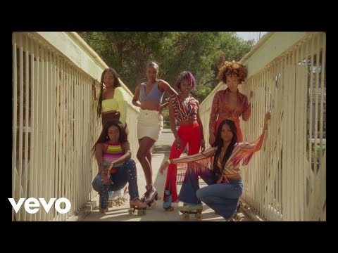 Common - What Do You Say (Move It Baby) ft. PJ (Official Music Video)