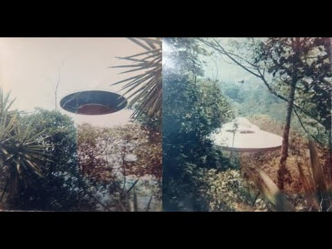The unbelievable photographic evidence of a UFO encounter in Mexico in 1967