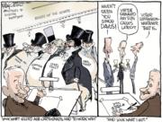 Senate bosses .....