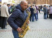 Il suonatore di sassofono