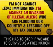 Legal vs. Illegal ....