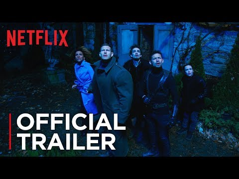 The Umbrella Academy | Official Trailer [HD] | Netflix