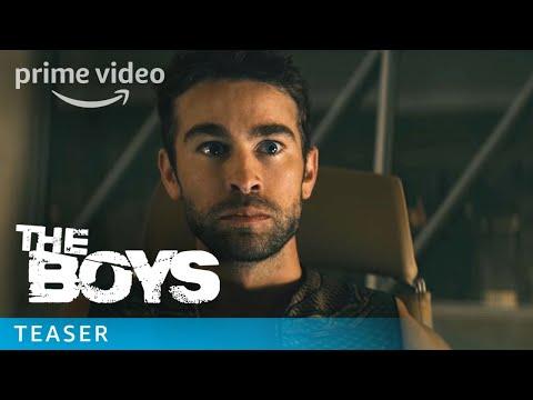 The Boys – Official Teaser | Prime Video
