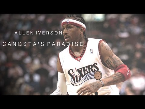 "Allen Iverson Mix - ""Gangsta's Paradise"" ʜᴅ"