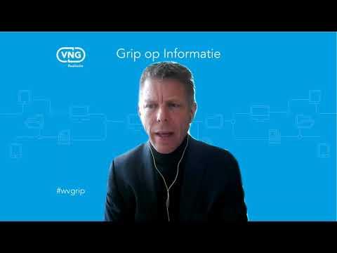 Grip op informatie - Digitale toegankelijkheid