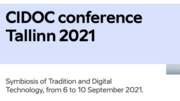 Symbiosis of Tradition and Digital Technology: conference