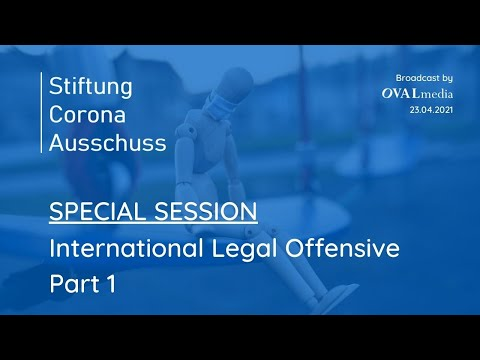Special Session: International Legal Offensive - Part 1