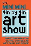 Mini Mini Art Show