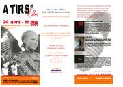 A TIRS D'ELLES - Femmes à la Guerre