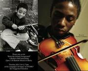 The Sound Flows Overground: A Busker's Ball Benefitting the Opus 118 Harlem School of Music