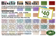 Benefit For Nicole