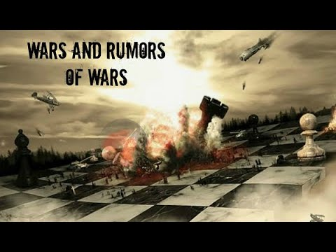 Wars & Rumors of Wars-Blood Moons-Asteroids- Volcanoes-Mark of the Beast Technology & More