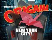 The Origami That Ate NYC by Andrea Greco